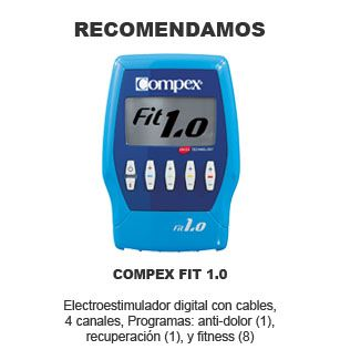 recomendamos compex fit 1.0