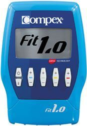 electroestimulador muscular Compex Fit 1.0
