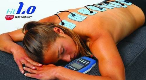 Compex Fit 1.0 chica electrodos