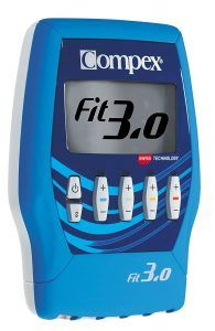 compex fit 3.0 electroestimulador muscular